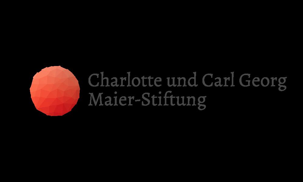 Charlotte und Carl Georg Maier Stiftung